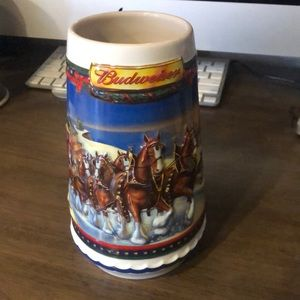 "Budweiser ""Guiding the Way Home"" Stein"